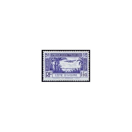 Cote d'Ivoire N° PA001 N *
