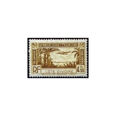 Cote d'Ivoire N° PA004 N *