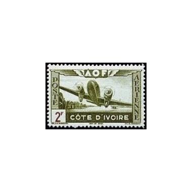 Cote d'Ivoire N° PA012 N *
