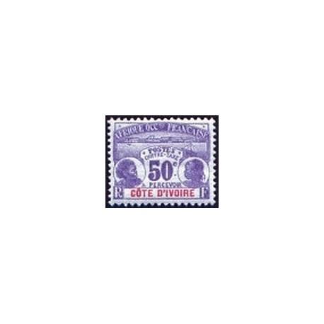 Cote d'Ivoire N° TA006 N *