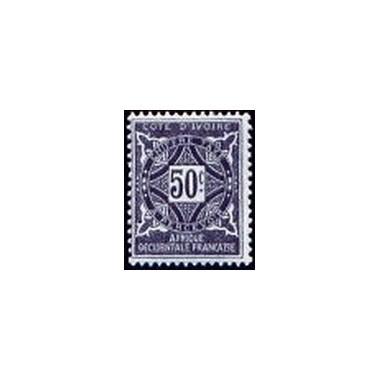 Cote d'Ivoire N° TA014 N *