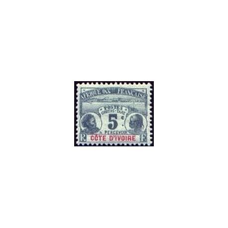 Cote d'Ivoire N° TA001 N *