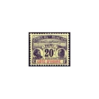 Cote d'Ivoire N° TA004 N *
