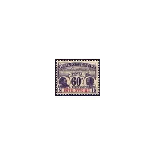 Cote d'Ivoire N° TA007 N *