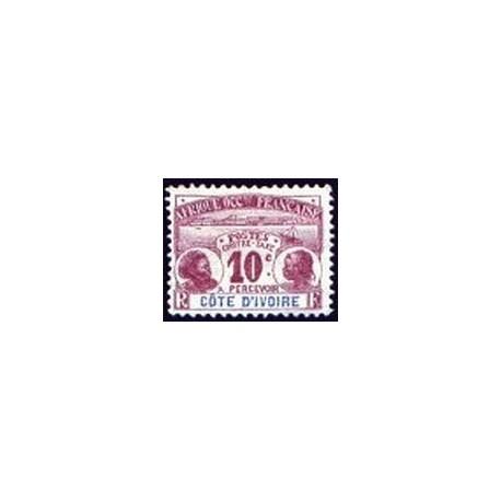 Cote d'Ivoire N° TA002 N *