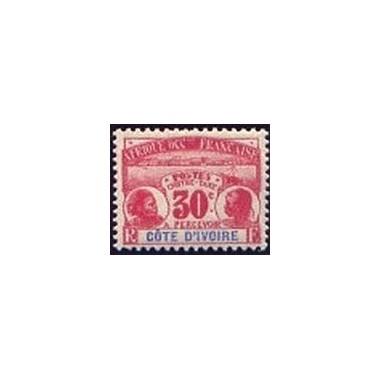 Cote d'Ivoire N° TA005 N *