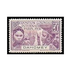 Dahomey N° 100 N **