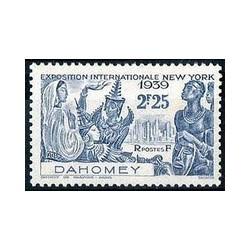 Dahomey N° 114 N **