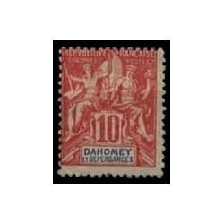 Dahomey N° 002 N **