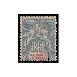 Dahomey N° 004 N *