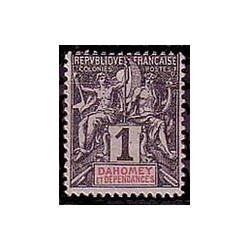 Dahomey N° 006 N *