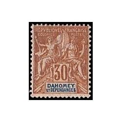 Dahomey N° 011 N *
