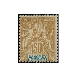 Dahomey N° 013 N *