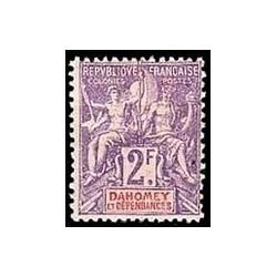 Dahomey N° 016 N *