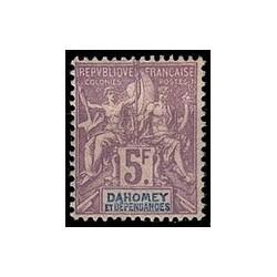 Dahomey N° 017 N *