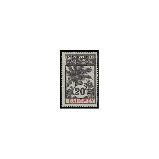 Dahomey N° 023 N *