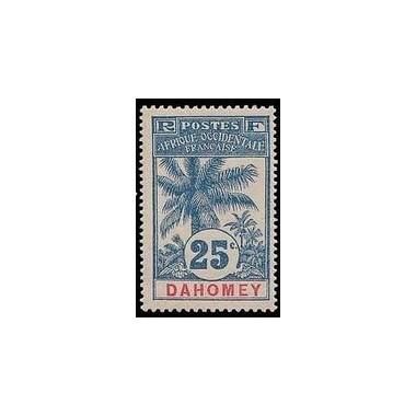 Dahomey N° 024 N *
