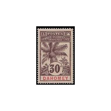 Dahomey N° 025 N *