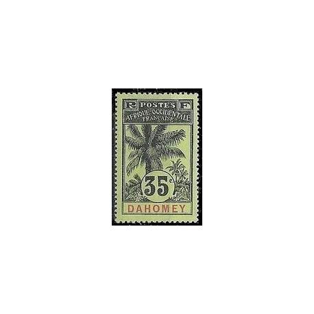 Dahomey N° 026 N *