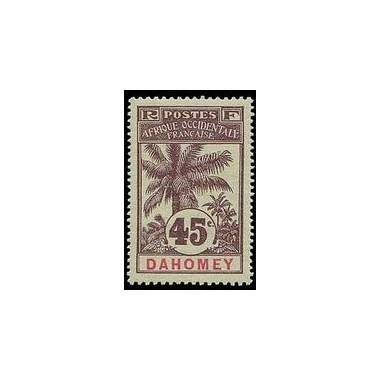 Dahomey N° 027 N *