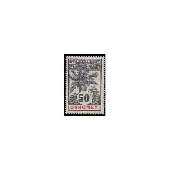 Dahomey N° 028 N *