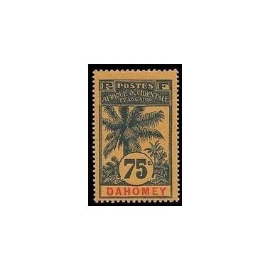 Dahomey N° 029 N *