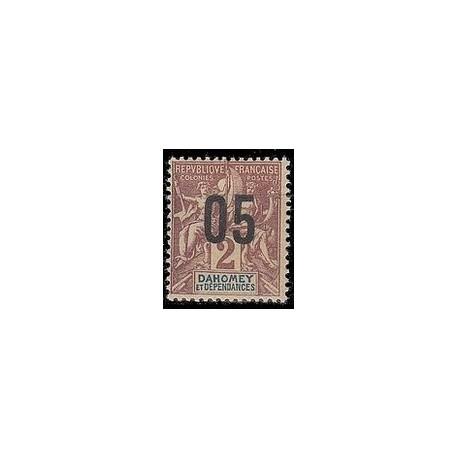 Dahomey N° 033 N *