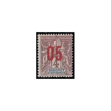 Dahomey N° 034 N *