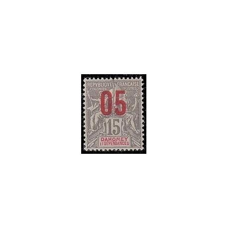 Dahomey N° 035 N *