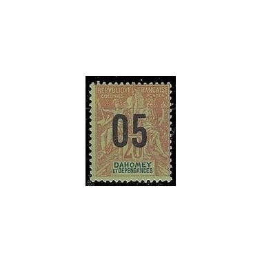 Dahomey N° 036 N *