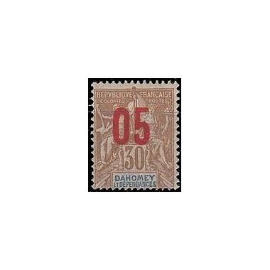 Dahomey N° 038 N *