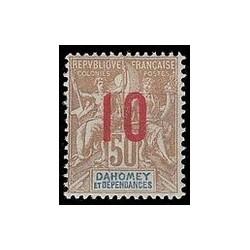 Dahomey N° 040 N *