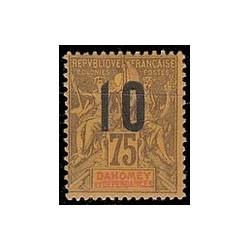 Dahomey N° 042 N *