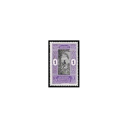 Dahomey N° 043 N *