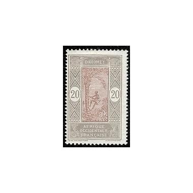 Dahomey N° 049 N *