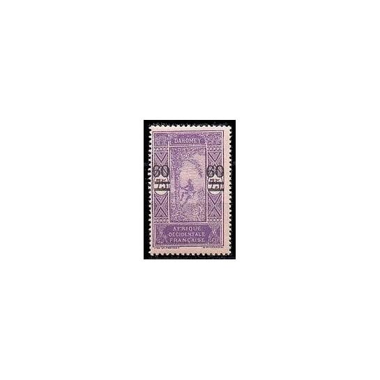Dahomey N° 066 N *
