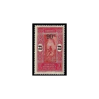 Dahomey N° 079 N *