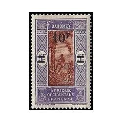 Dahomey N° 083 N *