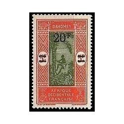 Dahomey N° 084 N *