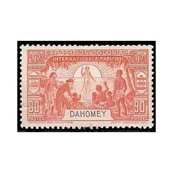 Dahomey N° 101 N *