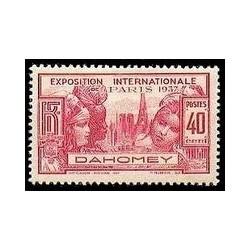 Dahomey N° 105 N *