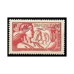 Dahomey N° 107 N *