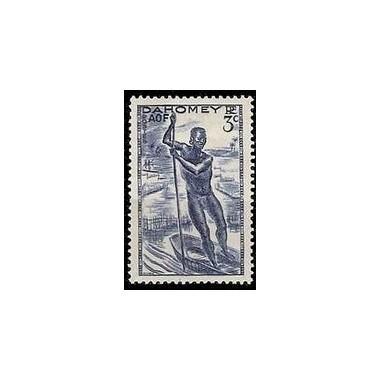 Dahomey N° 121 N *