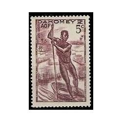 Dahomey N° 122 N *