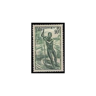 Dahomey N° 123 N *