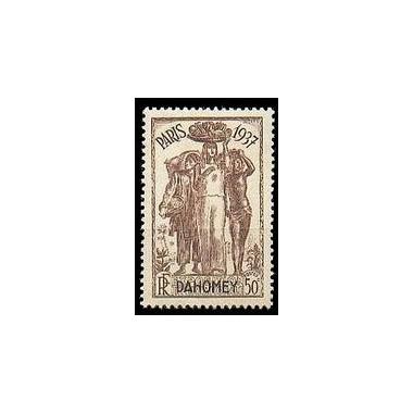 Dahomey N° 106 Obli