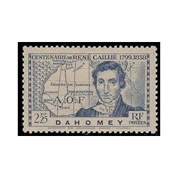 Dahomey N° 112 Obli