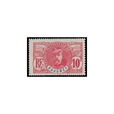 Dahomey N° 022 Obli