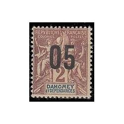 Dahomey N° 033 Obli