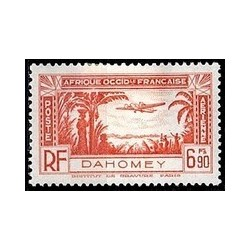 Dahomey N° PA005 Obli